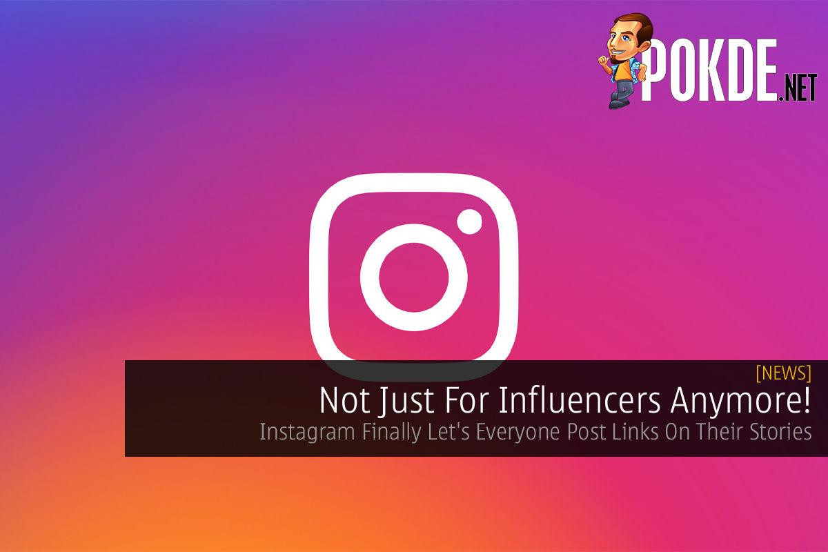 Share Links Instagram Stories cover