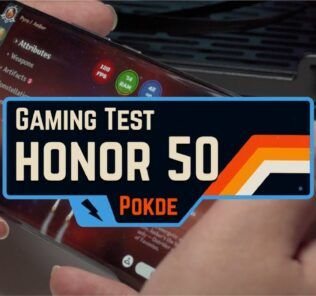 Honor 50 Game Test 26