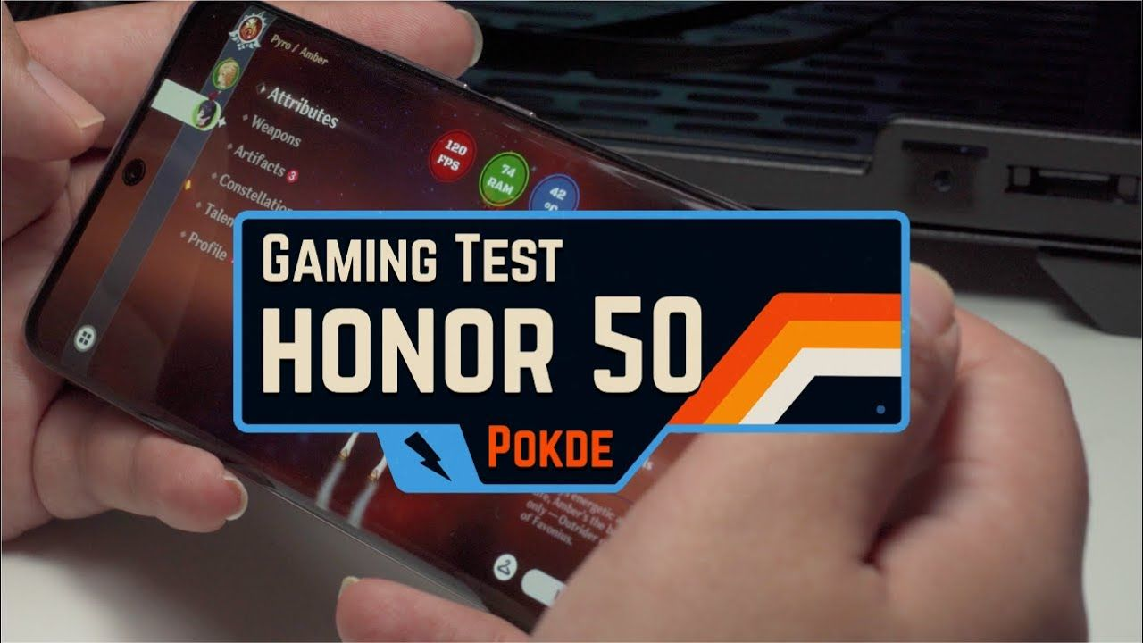 Honor 50 Game Test 20