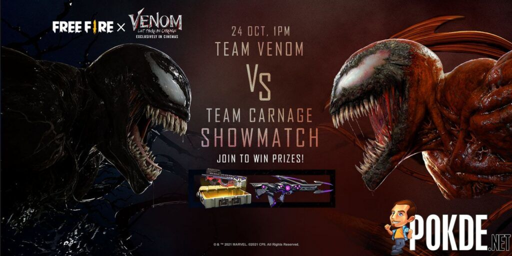 New Free Fire x Venom: Let There Be Carnage In-Game Event Begins Today 29
