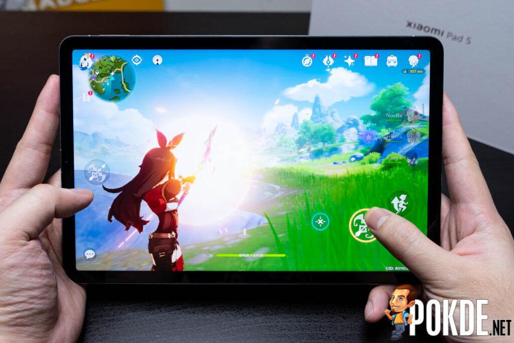 Xiaomi Pad 5 Review-19