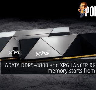 adata ddr5-4800 lancer ddr5 cover