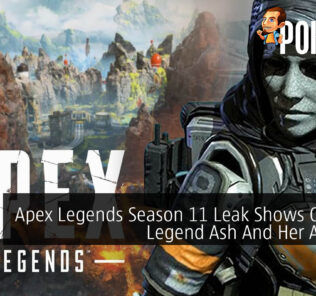Apex Legends Season 11 Leak Shows Off New Legend Ash And Her Abilities