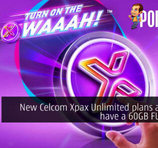 celcom xpax unlimited fup cover