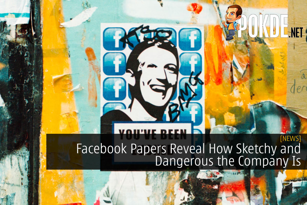 Facebook Papers Reveal How Sketchy and Dangerous the Company Is