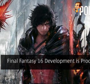 Final Fantasy 16 Development is Proceeding Well