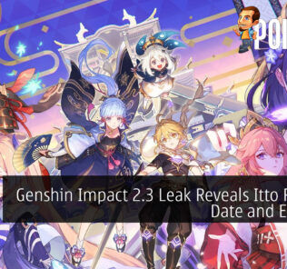 Genshin Impact 2.3 Leak Reveals Itto Release Date and Element