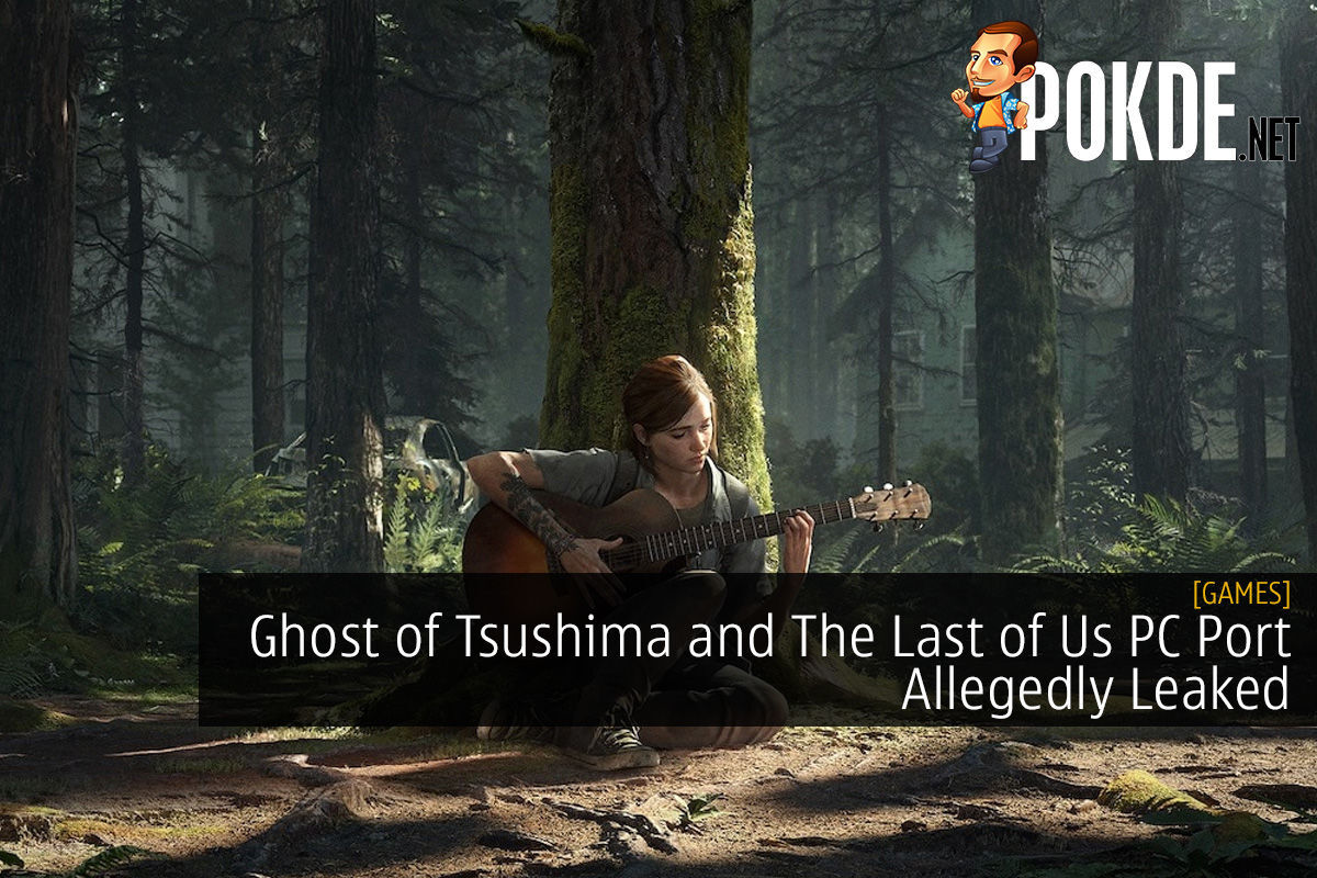 Ghost of Tsushima and The Last of Us PC Port Allegedly Leaked