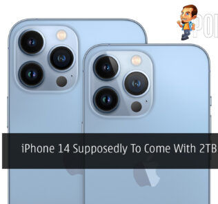 iPhone 14 Supposedly To Come With 2TB Storage 22