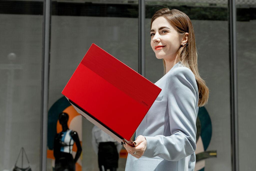 infinix inbook x1 red