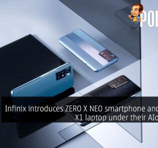infinix zero x neo inbook x1 aiot cover
