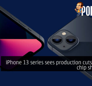 iphone 13 series shortage cover