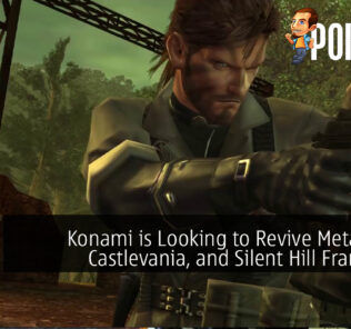 Konami is Looking to Revive Metal Gear, Castlevania, and Silent Hill Franchises