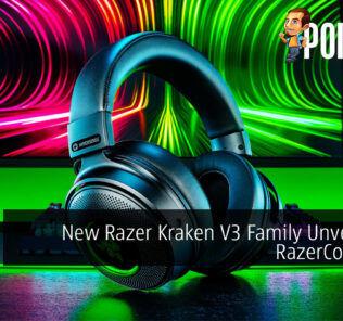 New Razer Kraken V3 Family Unveiled at RazerCon 2021