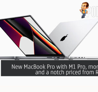 New MacBook Pro with M1 Pro, more ports and a notch priced from RM8799 28