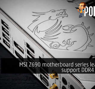 msi z690 motherboard series ddr4 cover
