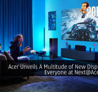 Acer Unveils A Multitude of New Displays for Everyone at Next@Acer 2021