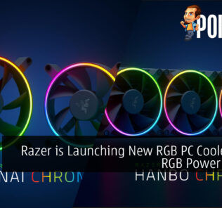 Razer is Launching New RGB PC Coolers and RGB Power Supply