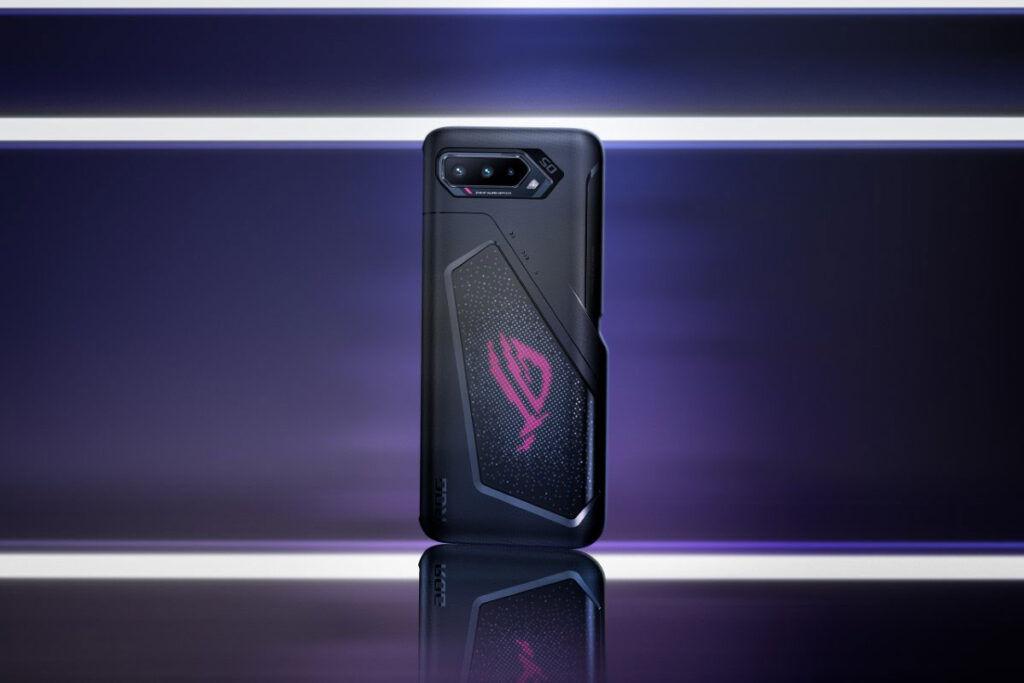 rog phone 5s lighting armor case