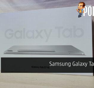 Samsung Galaxy Tab S7 FE Review