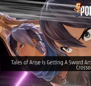 Tales of Arise is Getting A Sword Art Online Crossover DLC