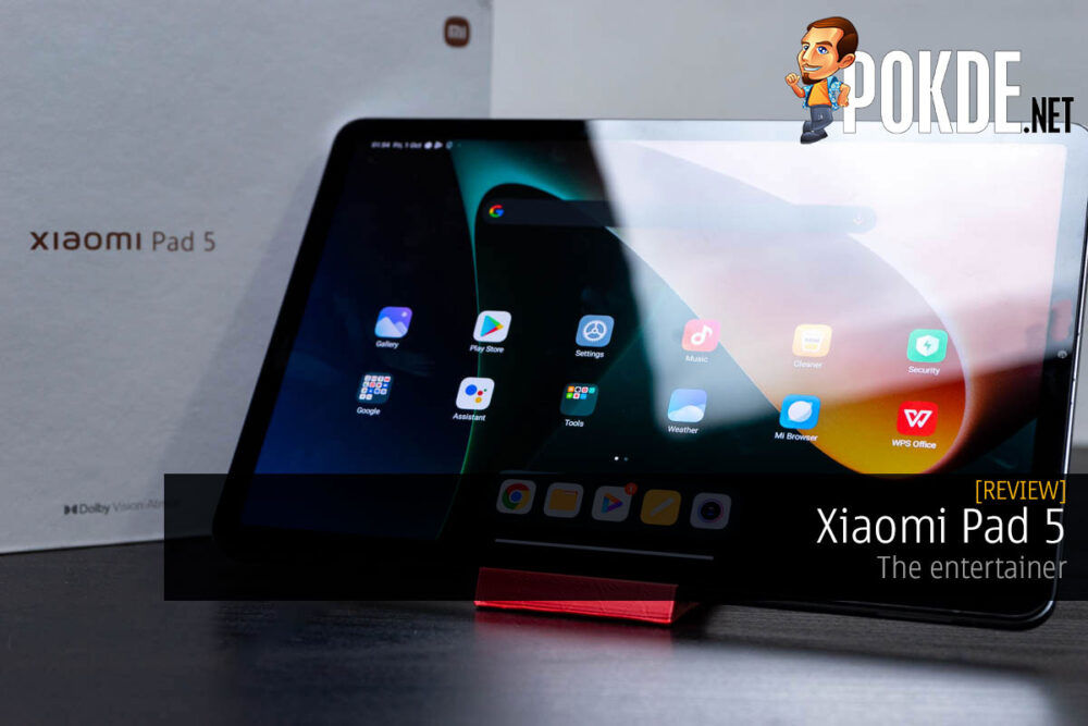 xiaomi pad 5 review cover